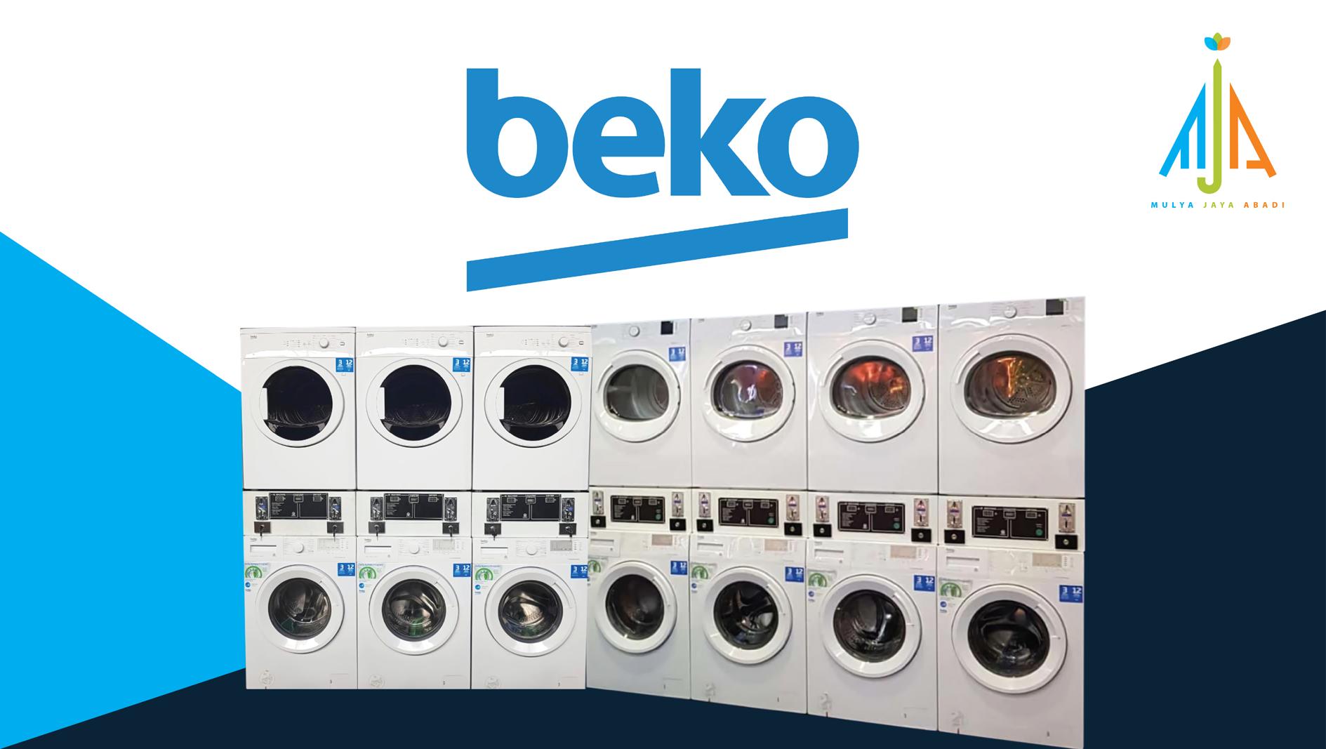 Distributor Mesin Laundry Indonesia (beko)