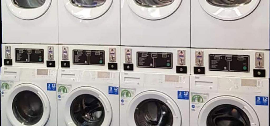 Mesin Laundry Konvensional