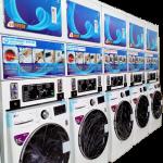 Mesin Laundry Coin