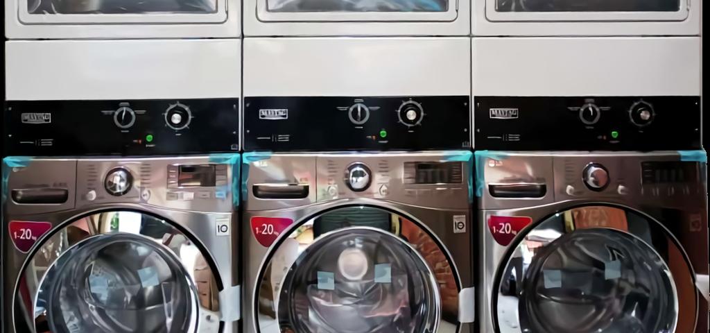 Mesin Laundry Card