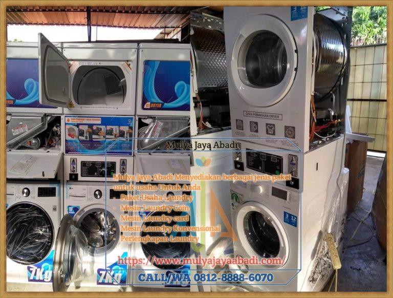 Beli Paket Mesin Laundry 2021 Jakarta Utara