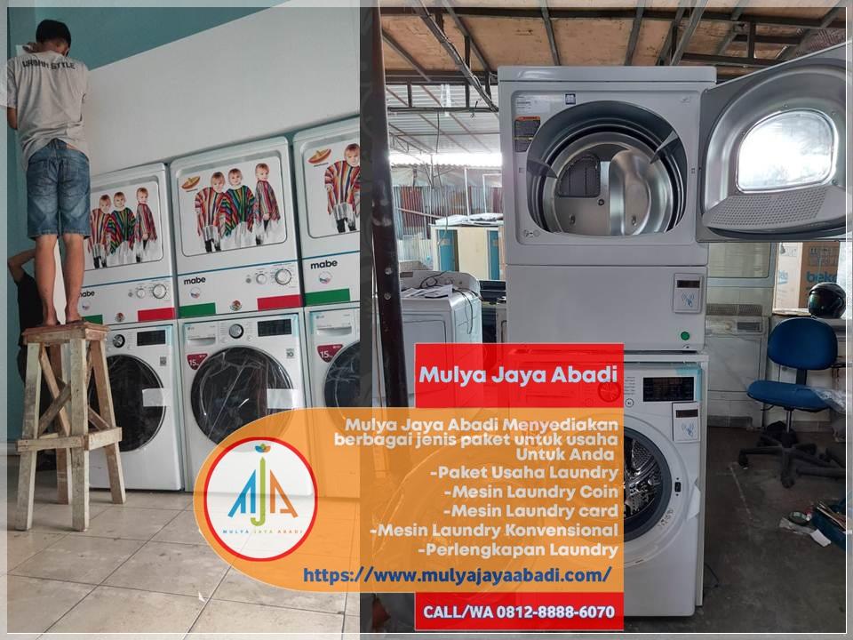 Beli Mesin Laundry Pemula Jakarta Utara
